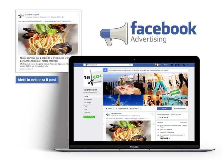 gestione campagne facebook