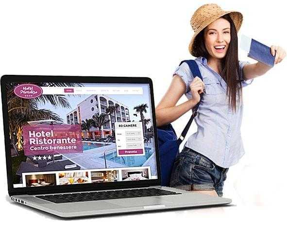 siti internet hotel