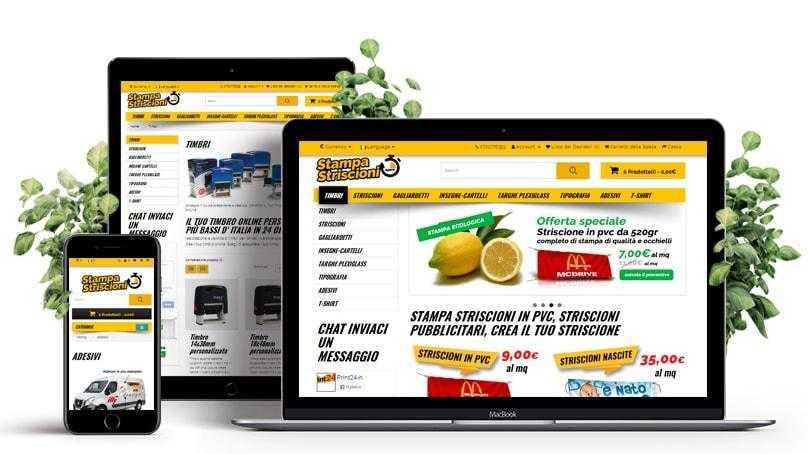 e-commerce cagli