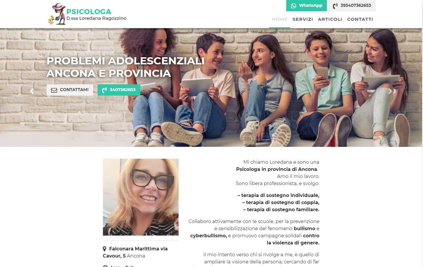 siti web pesaro